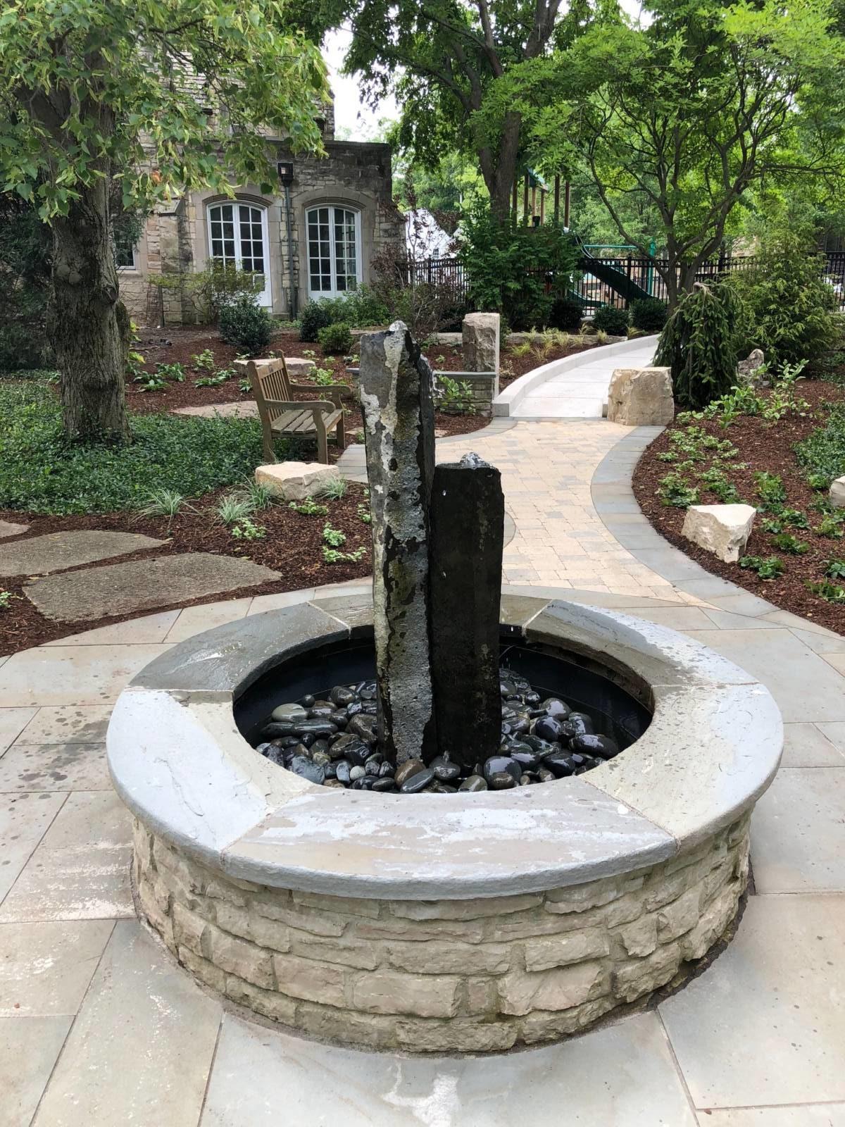 Memorial Garden - July 2018 (1)